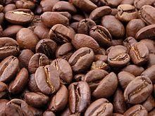 Caffe verde e acido clorogenico