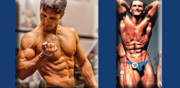 La mia Storia e alcune considerazioni sul Natural Bodybuilding